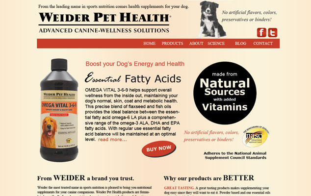 Weider Pet Health